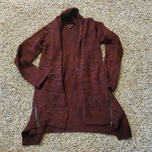 Material Girl Chunky Long Sweater